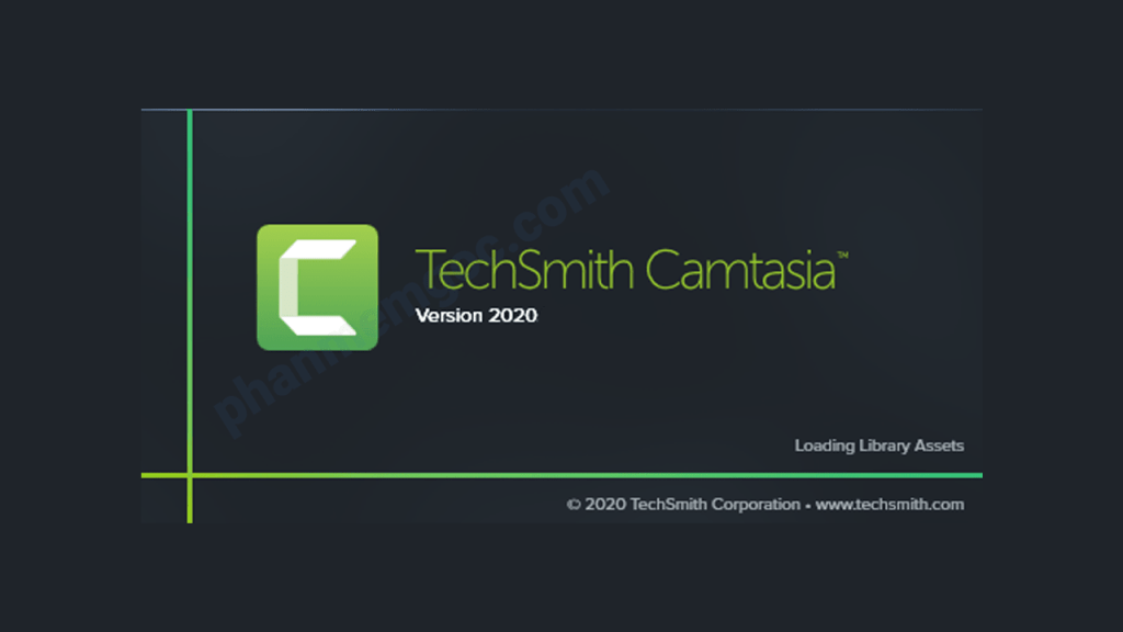 Download Camtasia Studio 2020 Full Mới Nhất [Bản Ổn Định] | Link Google Drive