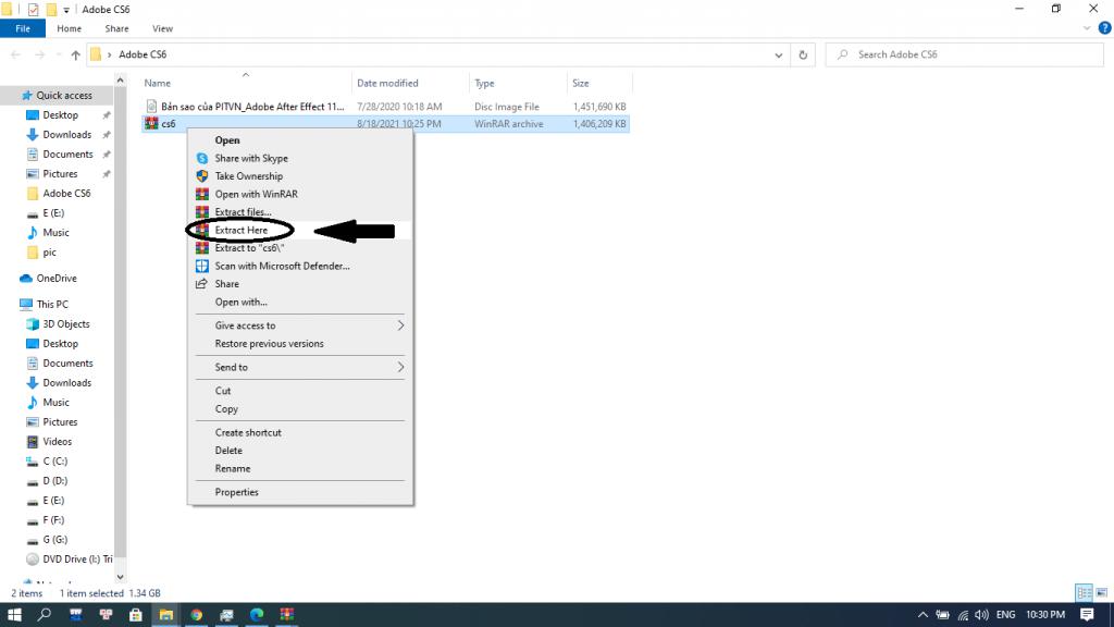Bản Adobe After effects CS6  có crack lite cực nhanh